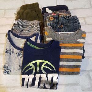 Bundle of Toddler Boys Clothes